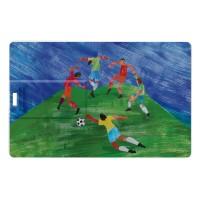 Флешка «Футбол via Матисс»