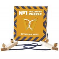 Головоломка Challenging Puzzle Wood