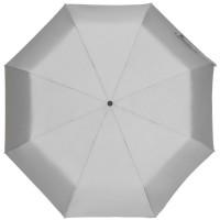 Зонт складной Manifest со светоотражающим куполом