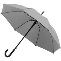 Зонт-трость Manifest со светоотражающим куполом