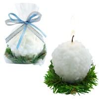 Свеча «Снежок»