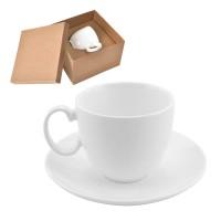 """Чайная пара """"Романтика"""" в подарочной упаковке; 16"""