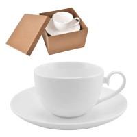"""Чайная пара """"Классика"""" в подарочной упаковке; 16"""