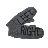 """Варежки """"LEFT&RIGHT"""""""