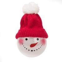 """Шар новогодний """"Snowman"""""""
