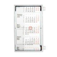 Календарь настольный на 2 года; размер 18