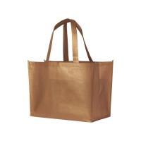 Ламинированная сумка-шоппер Alloy