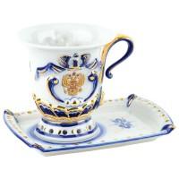 Чайная пара «Утро президента»