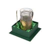 Подстаканник с хрустальным стаканом Базовый-Л