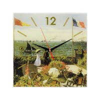 Часы настенные Моне. Сад в Сент-Андрес