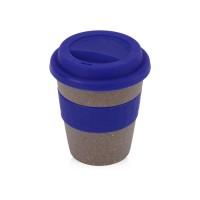 Кружка с силиконовой крышкой Café