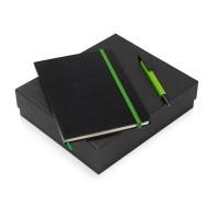 Подарочный набор Jacque с ручкой-подставкой и блокнотом А5