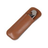 Футляр для штопора из искусственной кожи Corkscrew Case