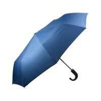 Складной зонт полуавтоматический
