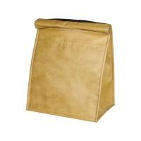 Бумажная сумка-холодильник для ланчей на 12 банок