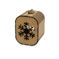 Подарочная коробка «Снежинка»