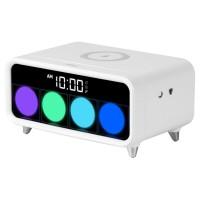 Часы с беспроводным зарядным устройством Rombica Timebox 1
