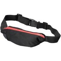 Эластичная спортивная поясная сумка Nicolas
