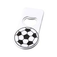 Футбольная открывалка для бутылок с магнитом