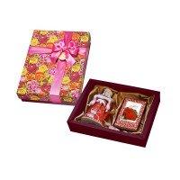 Набор «С Праздником»: кукла декоративная, шоколадные конфеты «Конфаэль»