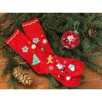 """Носки в шаре """"Рождество"""" мужские"""