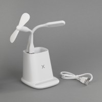 """Карандашница """"Smart Stand"""" с беспроводным зарядным устройством"""