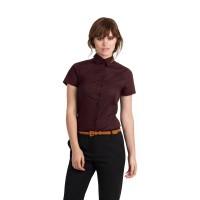 Рубашка женская с коротким рукавом Black Tie SSL/women