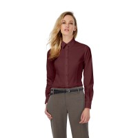 Рубашка женская с длинным рукавом Black Tie LSL/women