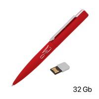"""Ручка шариковая """"Callisto"""" с флеш-картой 32Gb"""