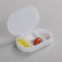 """Таблетница """"Pill house"""" с антибактериальной защитой"""