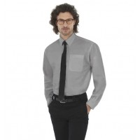 Рубашка мужская с длинным рукавом Oxford LSL/men