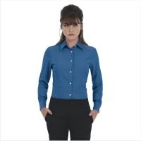 Рубашка женская с длинным рукавом Oxford LSL/women
