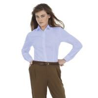 Рубашка женская с длинным рукавом Smart LSL/women