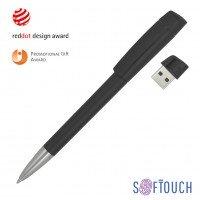 Ручка с флеш-картой USB 16GB «TURNUSsofttouch M»